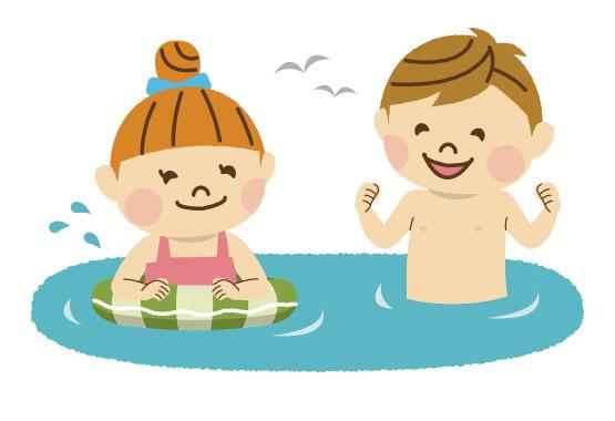 プール開き・プール遊び